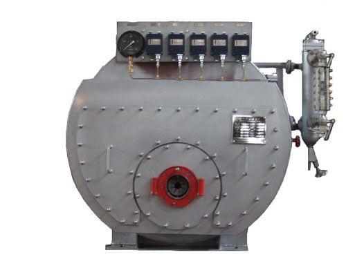 De Buena Calidad Marina alta presión vapor Vertical calefacción caldera de Gas de escape Venta