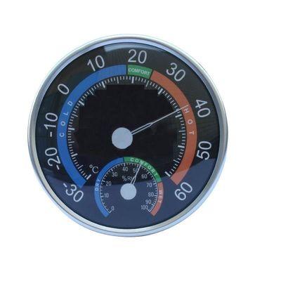 De Buena Calidad -20 °C ~ termómetro e higrómetro bimetálicos inalámbricos inoxidables del sensor de temperatura 50°C Venta