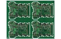 Placa de circuito de encargo de múltiples capas del PWB FR4 de Soldermask del verde de ENIG para el transformador