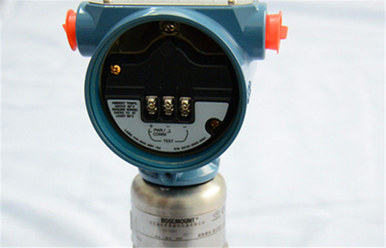 3051S transmitter Rosemount with Wireless , industrial pressure transducers